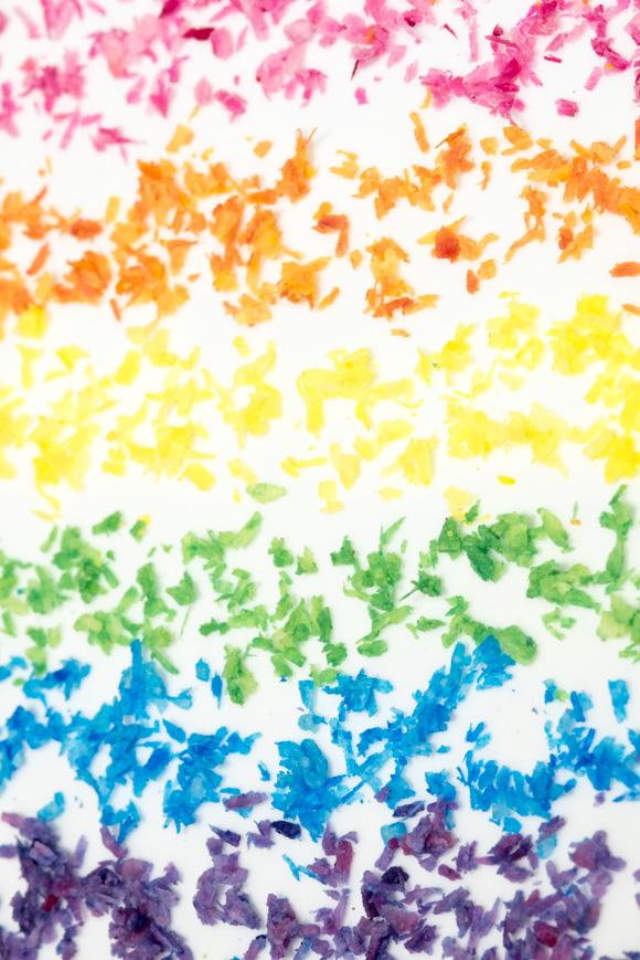 paleo rainbow sprinkles