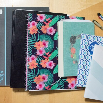 2017 Notebooks