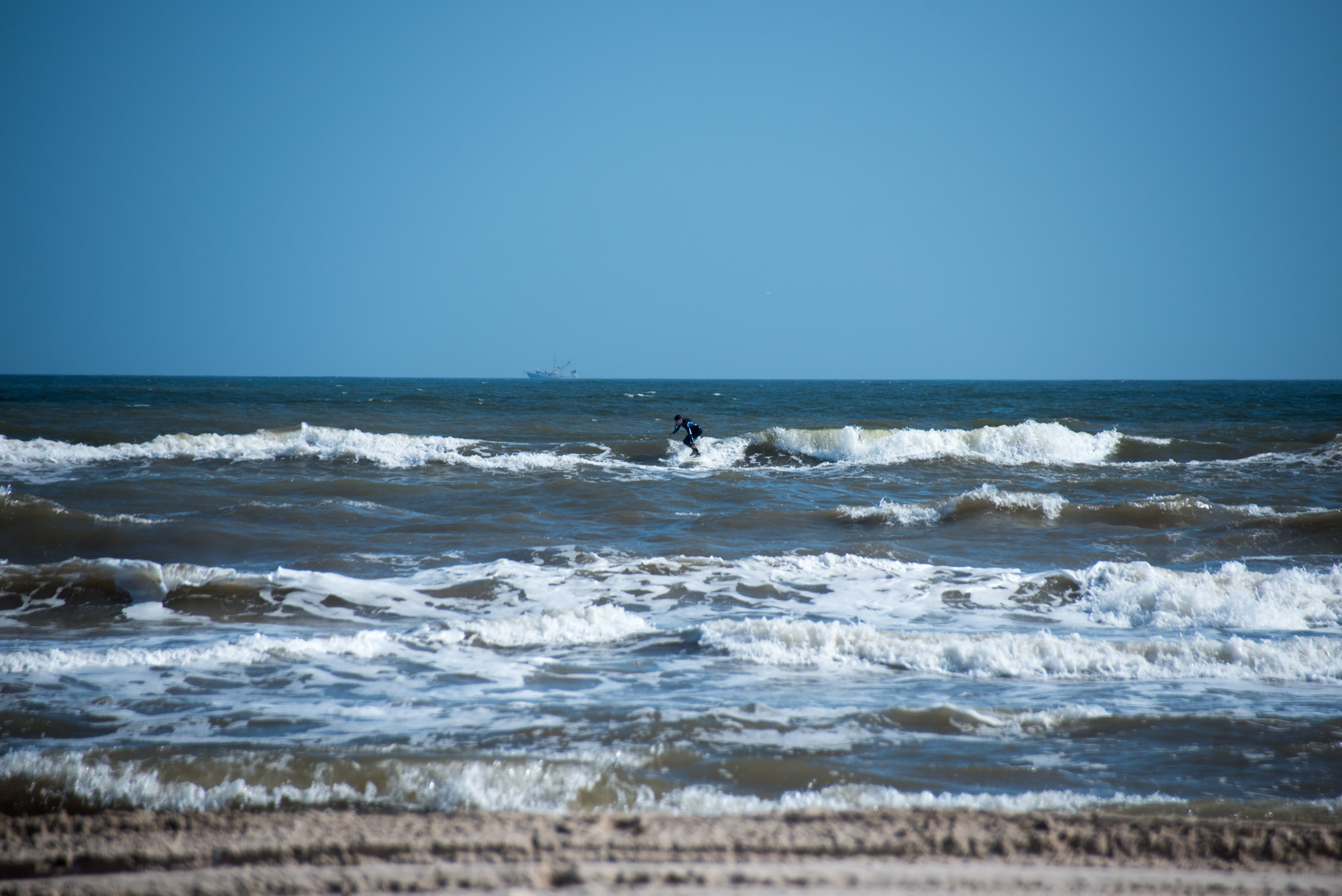 surfing in matagorda