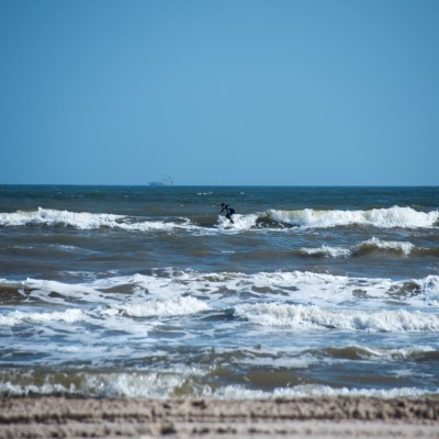Matagorda Spring Surf Breakers