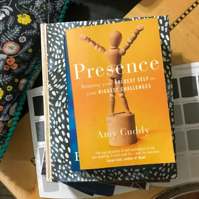 Presence by Amy Cuddy Book Review