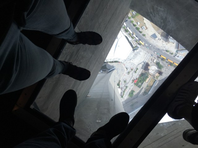 glassfloor