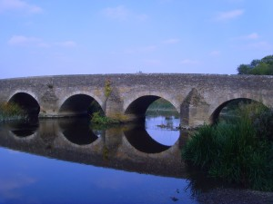 Bridge over the River Great Ouse at Felmersham