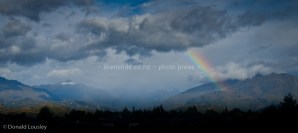 Wanaka Rainbow (Wanaka, New Zealand Gallery)