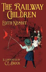 E. Nesbit in the Library Project! And a movie for the family!