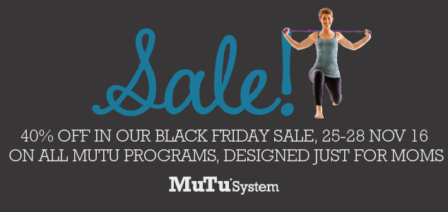 In case you've been wanting to try Mutu… another sale!