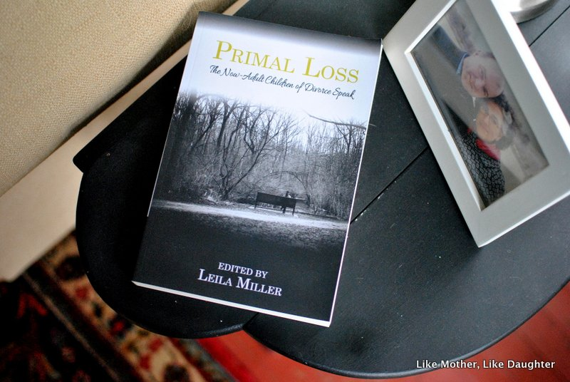 Primal Loss ~ Giveaway at Like Mother, Like Daughter