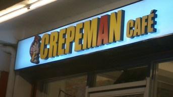 Crepeman Cafe
