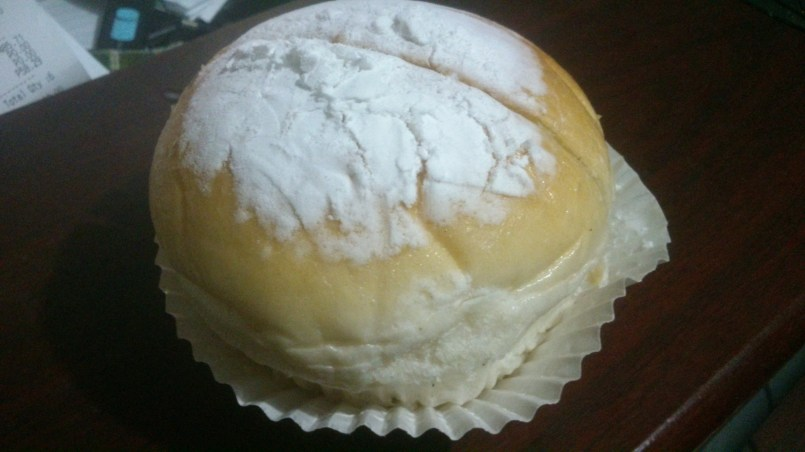 Fuwa-Fuwa Cream Bun, Php 58.00