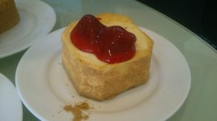 Strawberry Cheesecake, Php 175.00