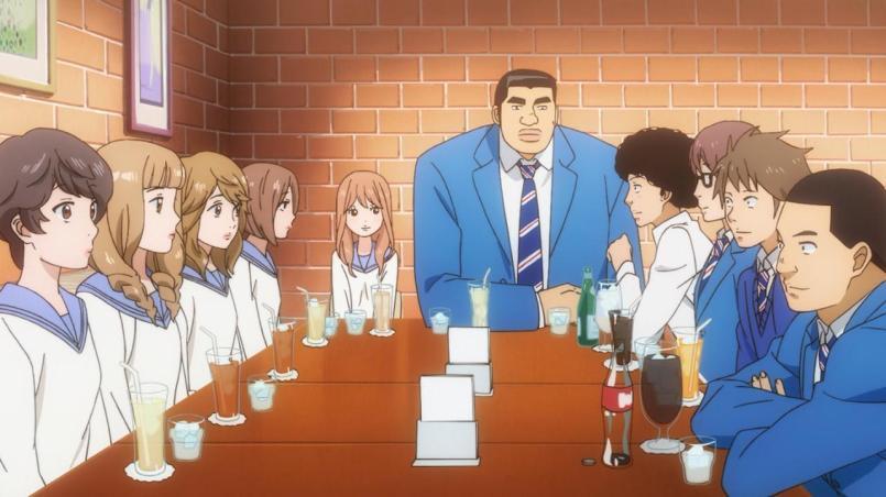 Ore Monogatari!! (My Love Story) 04