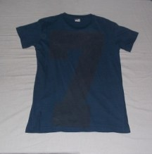 Dark Blue Shirt with Black Detail, Bench