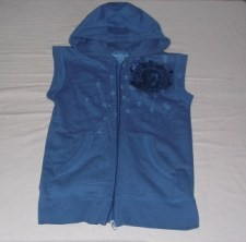 Blue Hoodie, Oxygen