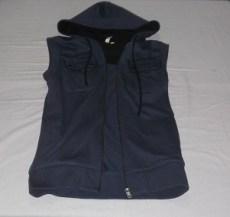 Dark Blue Hoodie with Black Details, Penshoppe