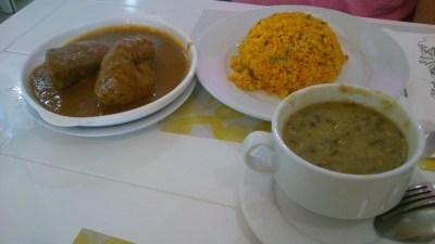 Beryani Chicken, Php 225.00; Shile, Php 60.00