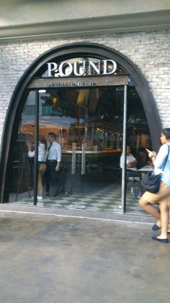 Pound by Todd English Restaurant