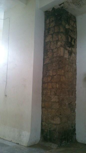 The hiding column