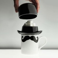 Bowler Hat Sugar Bowl