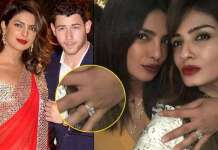 priyanka chopra ceremony ring