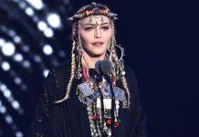 pop singer madonna