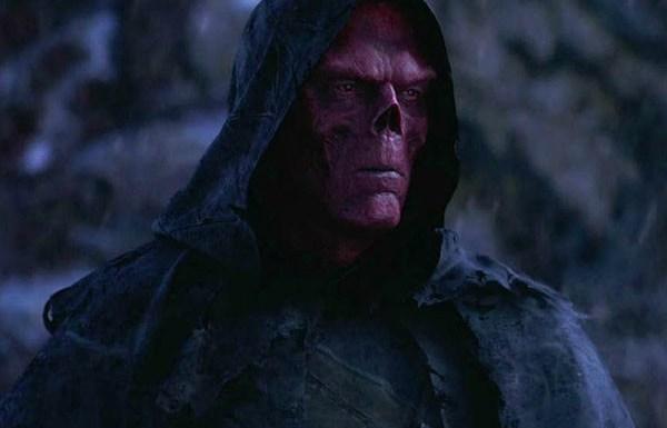 red skull from from avenger infinity war