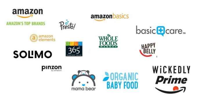 Amazon brands 4 Via Amazon