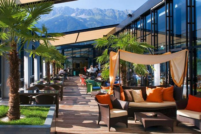 The American Bar in Innsbruck, Austria
