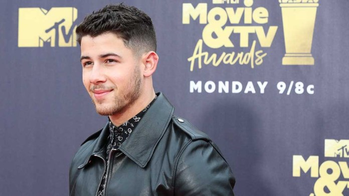 actor and singer nick jonas