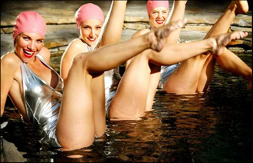synchronizedswimming