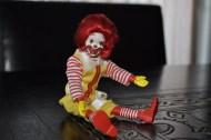 Vintage McDonalds toy.