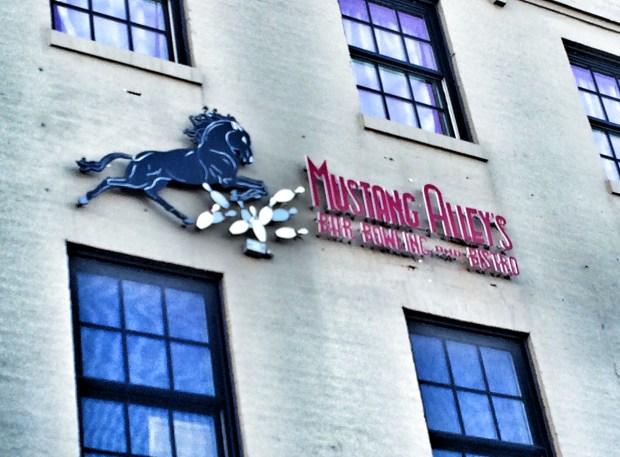 Mustang Alleys