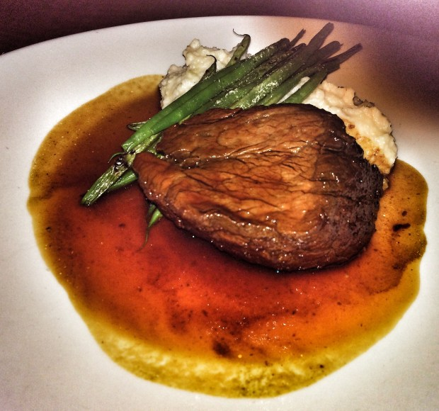 Guinness Braised Filet Mignon