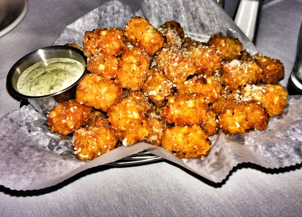 Duck Fat Tots