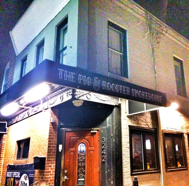 The Pig & Rooster Smokehouse