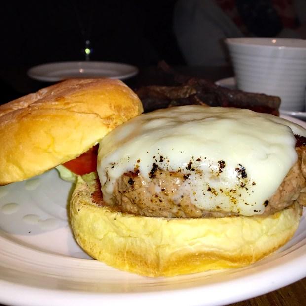 Huck's Burger