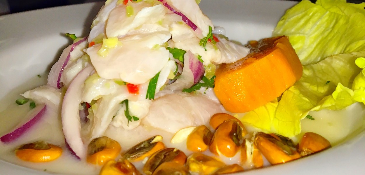 Clasico Ceviche