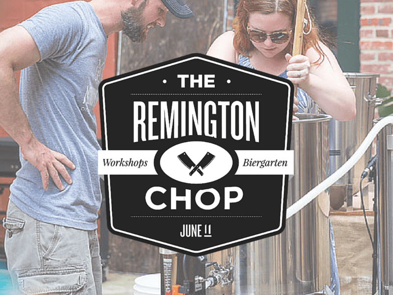The Remington Chop