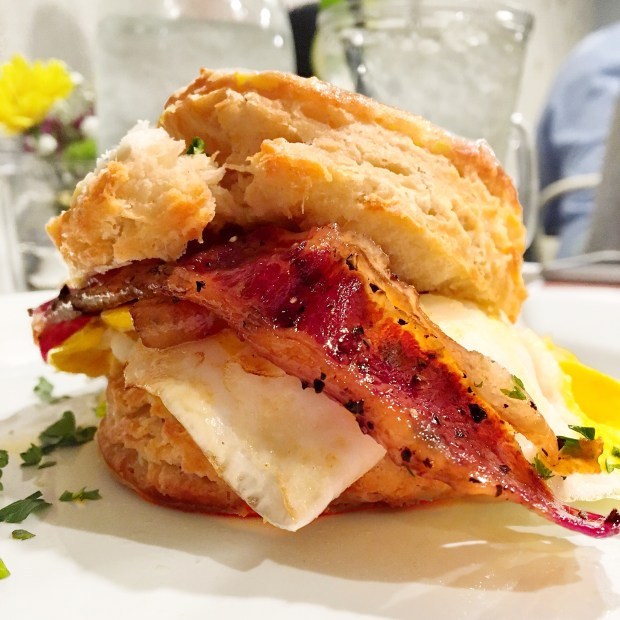 Home Maid Biscuit Sandwich