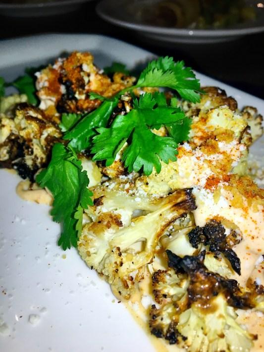 Street Cauliflower