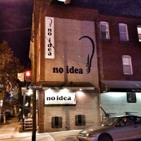 Awesome New Menu at No Idea Tavern in Federal Hill