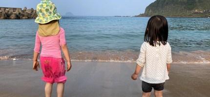【離台北最近的海邊】基隆玩水玩沙景點:外木山大武崙海灘