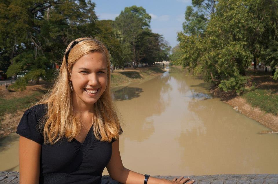 Caminhando por Siem Reap