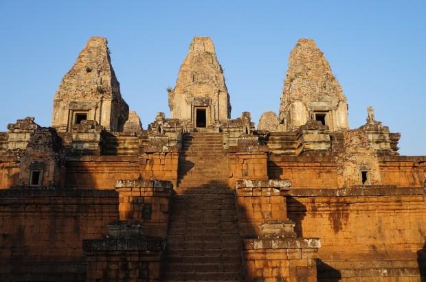 Templo em Camboja