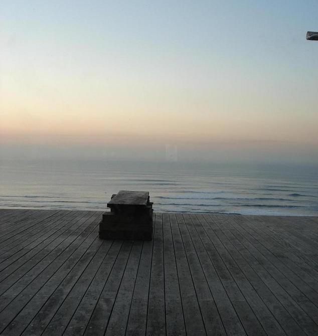 Bidart e o mar