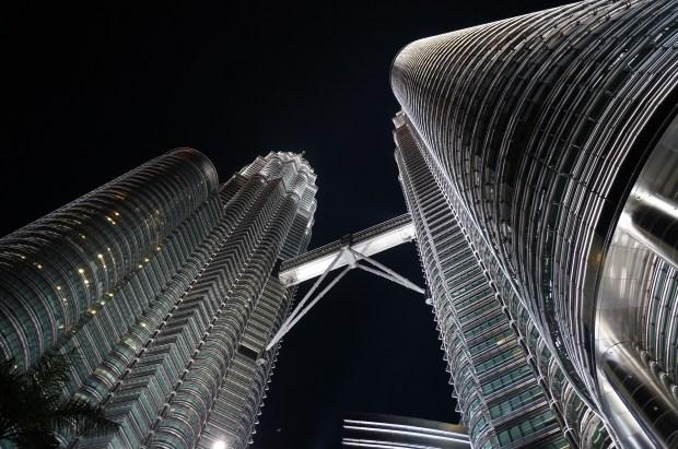 torres gêmeas de Kuala Lumpur