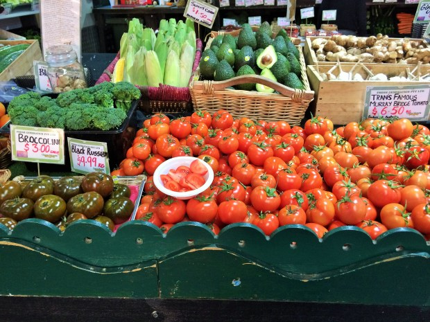 Queen Victoria Market em Melbourne