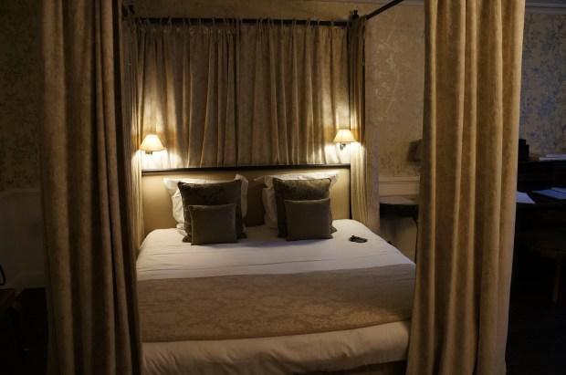 Onde ficar em Bruges? Juniors Suite no The Pand hotel