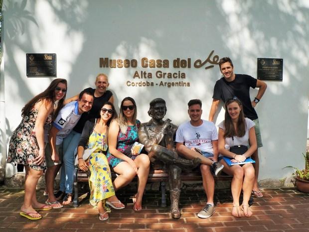 destinos wanderlust: casa do Che em Alta Gracia
