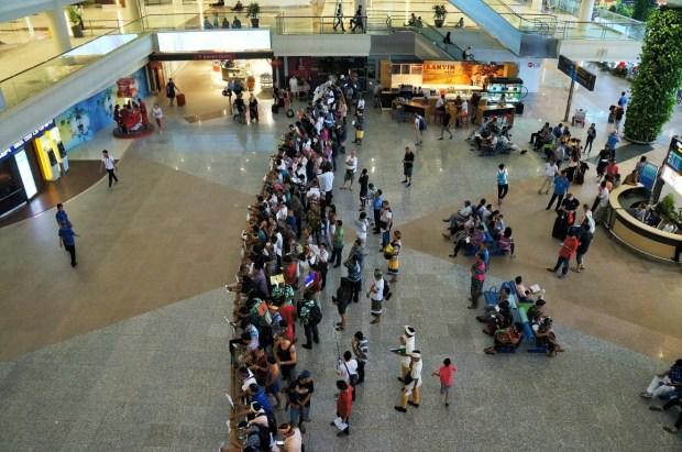 Aeroporto Internacional de Bali - transfer