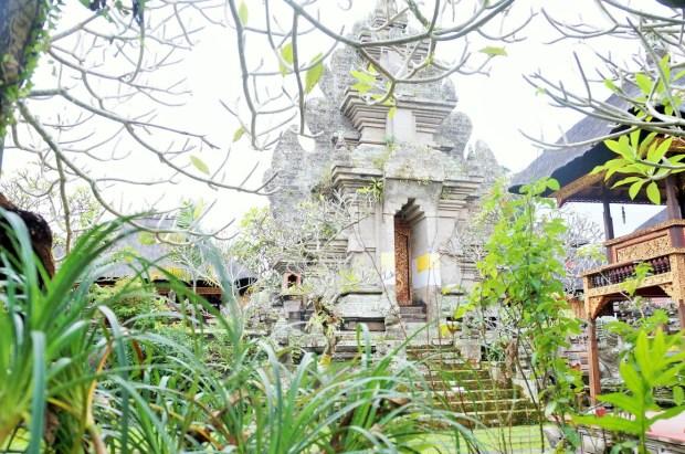 Coisas para fazer em Ubud - templo em Ubud